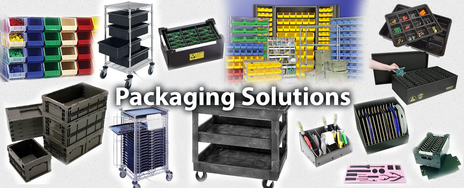 Packaging Solutions Header